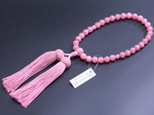 女性用数珠(京念珠)インカローズの通販・販売