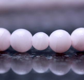 女性用数珠(京念珠)ピンクカルサイト の通販・販売