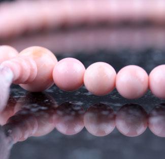 女性用数珠(京念珠)桜貝の通販・販売