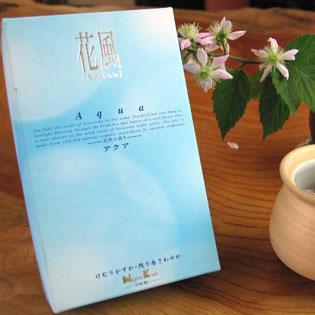 線香 日本香堂 花風・アクアの香り 通販・販売